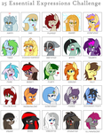 Expressions Challenge 3 by Scramjet747