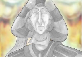 The Glory That Is - Frollo (Skyfall) by yami0815