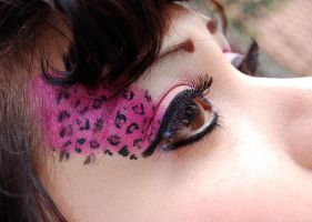 Pink Leopard by AssistedSuicide