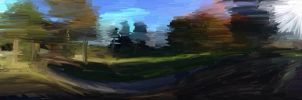 A Blur in Time: An artistic Journey by jammerart