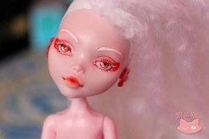Monster High Custom - New Girl by blk-kitti