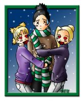 Girls -n- Scarfs Dont Mix CLD by Ino-Chan-VBN