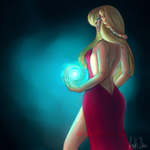 Painting/Coloring study 2 by dorien94