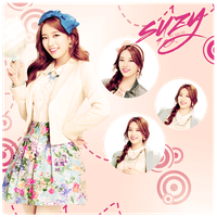 Suzy(Miss A) - pack png (render) by michiru92
