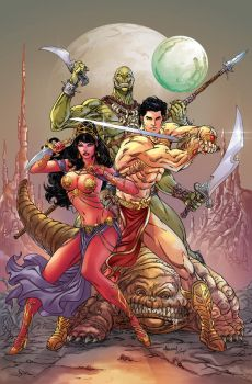 WOM 13 cover color by siinabhi