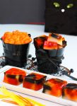 Mosaic Halloween Jello by theresahelmer