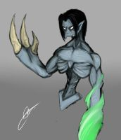 The Soul Reaver by ShikiCreations