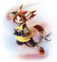 When All Else Fails - Rin LoL by RinTheYordle