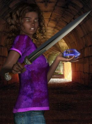 Heroes of Olympus - Hazel Levesque