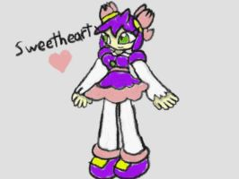Sweetheart alt outfit. by SurgeCraft