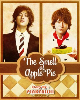 The Smell Of Apple Pie by harajukyuu
