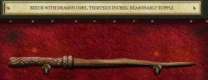 more pottermore stuff- my wand by KennyRisner