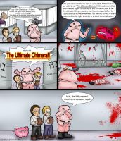 Mother 3 - Chimera Lab by Crystal124