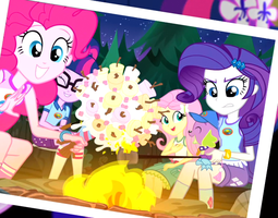 MLP EQG Legend of the Everfree Moments 24 by Wakko2010