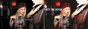 Party time action by myonlyloverob