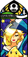 Smash Bros - Rosalina by Quas-quas