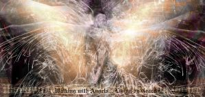 Walking with Angels by Angel-Bella-Donna