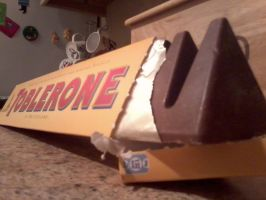 Almighty Toblerone by I-slay