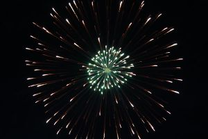 Fireworks 001 by michaeleen