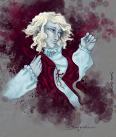 The Vampire Lestat by Sash-kash
