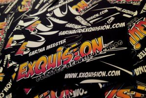 Exquision OLD Business Cards by Exquision