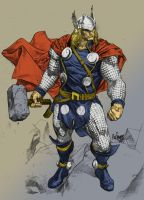 Thor by richy28