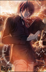 Light Yagami King Of The World by Graphfun