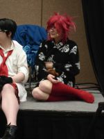 PJ Party Grell by Roxxi980