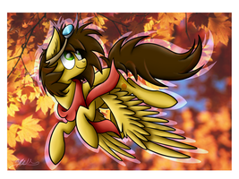 Hello Autumn by Hilis