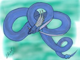 Dragonair by VmarieWilson