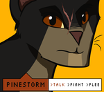 Pinestorm Roleplay Tracker by Silvaina