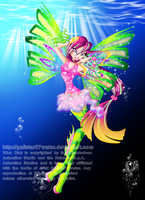 Sirenix Fairy of Earth by Galistar07water
