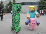 Canadian Minecrafters by Wookz