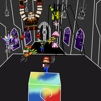 Survive in castle bleck by HoneyShuckle