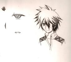 a Vampire from Vampire Knight by aipuri