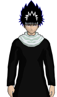 hiei cel-shaded 2 by GAME-ART-EDITED-ART