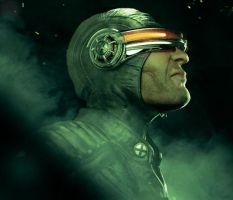 Cyclops other shot by marceloboasso