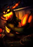 Contest-Entry 1/2 ~Halloween Never Ends~ by ChershireHatter
