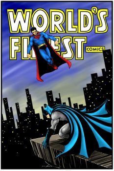 World's Finest Comics by judsonwilkerson