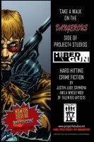 Hired Gun: FCBD back cover by project4studios