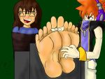 The world ends with tickles by FREETZO