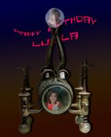 Happy Birthday Lucila by jennystokes
