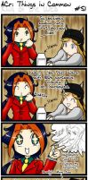 KotW 51 ACr: Things in Common by kuroitenshi13