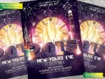 New Year Flyer by HDesign85