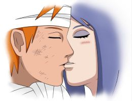 Yahiko and Konan by GossipForJosh