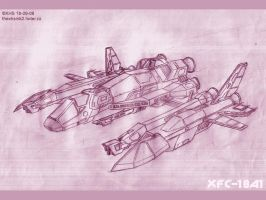 XFC-18A1 by TheXHS