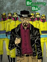 Heisenberg: All Hail the King by UpcoRaul