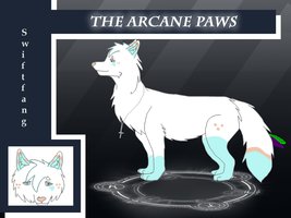 Arcane Paws Application by DoubleTroubleWolves
