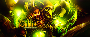 Goblin World of Warcraft Tag by JovanXtremeDesign