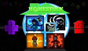Homestuck Wallpaper by deltari2